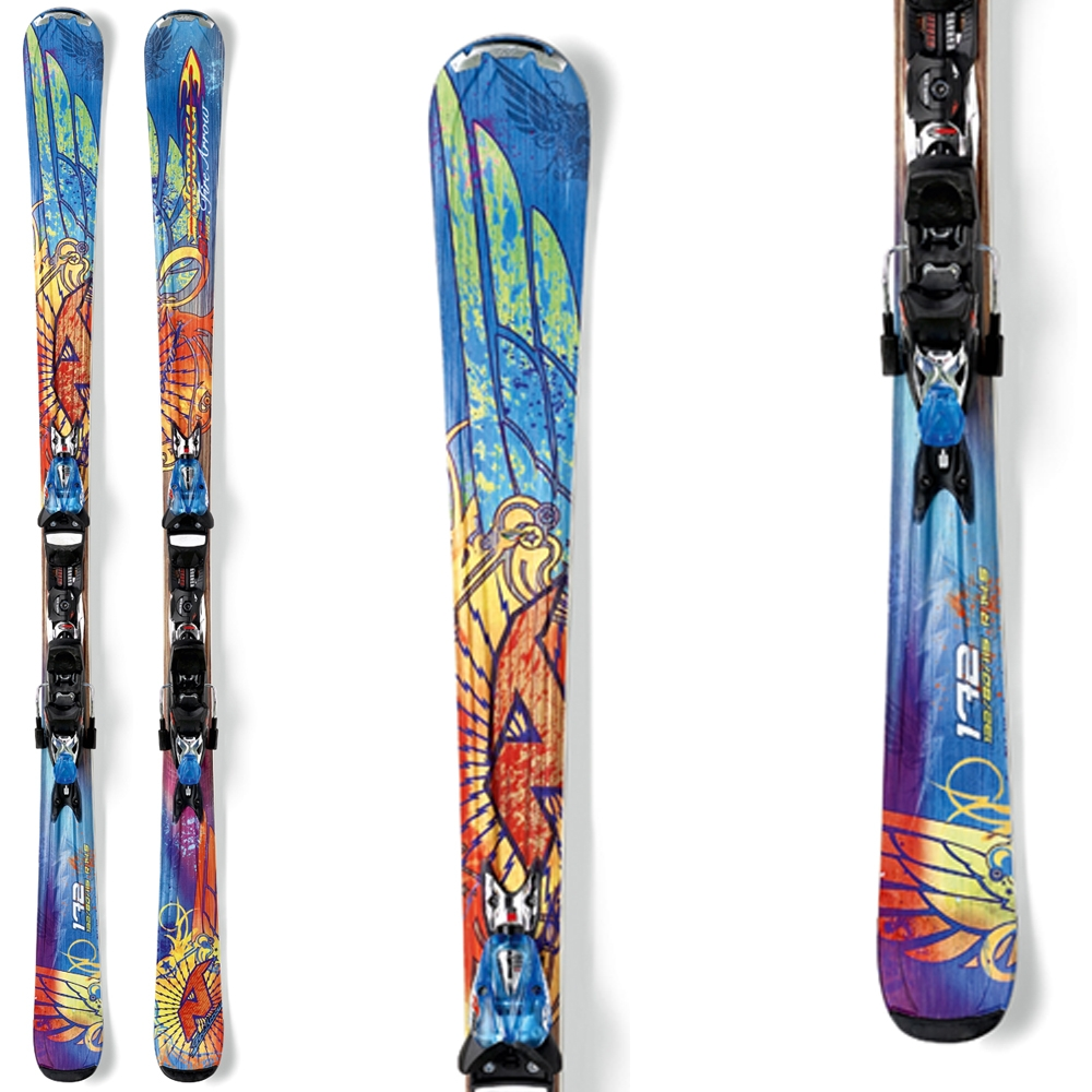 Test Ski Nordica Fire Arrow 80 Pro