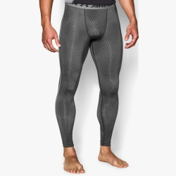 fitness under armour-Armour Printed Compr. Leggin