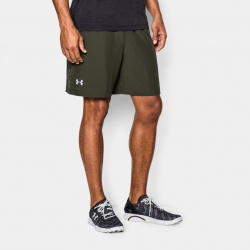 fitness under armour-Launch Woven 7 Run Shorts