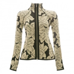 function-wear emmegi-Stretch Jacket FLOWER