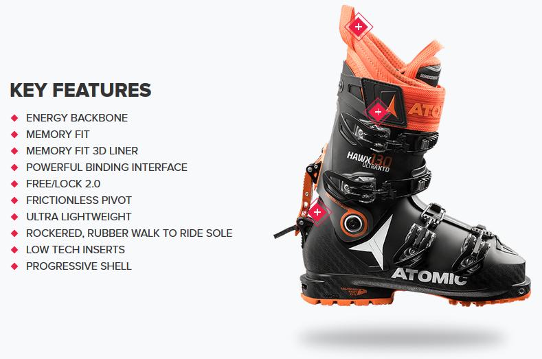 half off 5d7e9 20700 Clapari Ski | Atomic HAWX ULTRA XTD 130 | Ski
